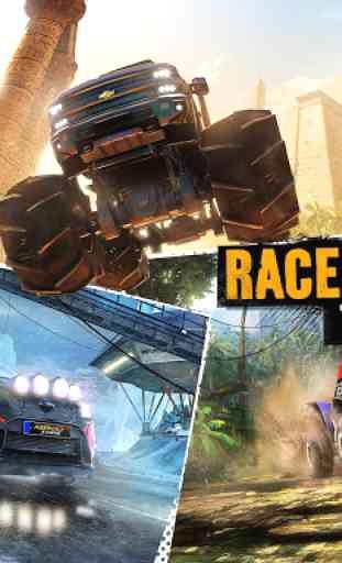Asphalt Xtreme: Offroad Racing 3