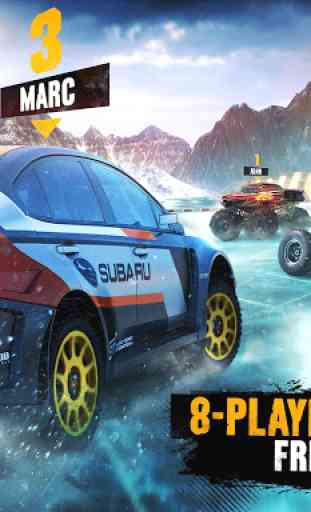Asphalt Xtreme: Offroad Racing 4