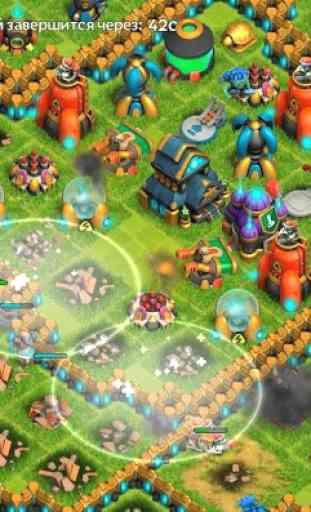 Battle of Zombies: Clans War 3