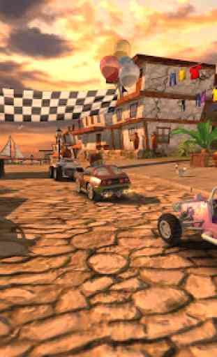 Beach Buggy Racing 1