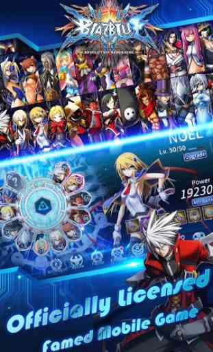 BlazBlue RR - Real Action Game 2