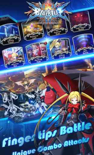BlazBlue RR - Real Action Game 3