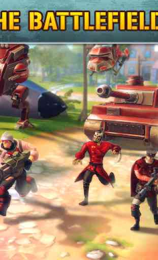 Blitz Brigade - Online FPS fun 1