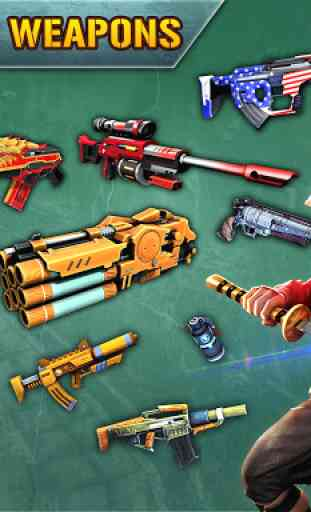 Blitz Brigade - Online FPS fun 3