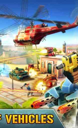 Blitz Brigade - Online FPS fun 4
