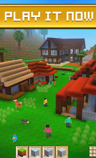 Block Craft 3D: Building Game 1