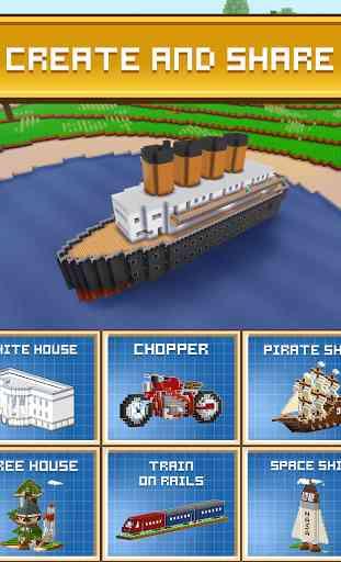 Block Craft 3D: Building Game 4