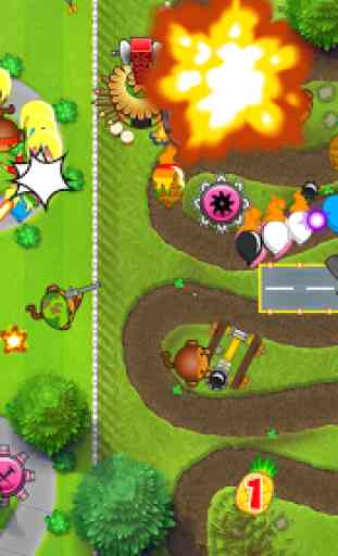 Bloons TD 5 4
