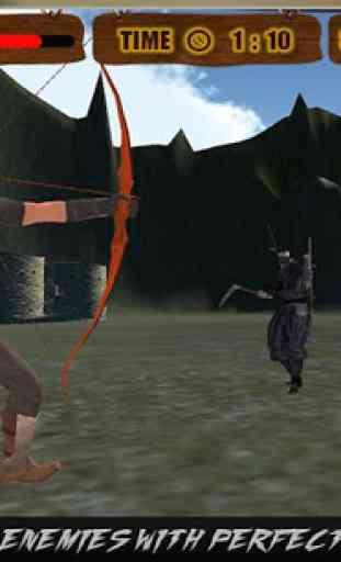 Bow Arrow Master Crime Hunter 2