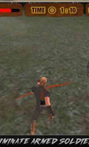 Bow Arrow Master Crime Hunter 3
