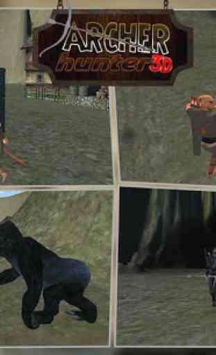 Bow Arrow Master Crime Hunter 4