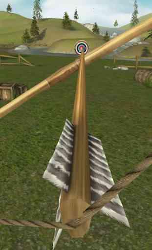 Bowmaster Archery Target Range 1
