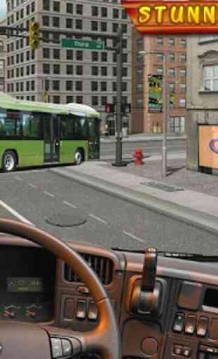 Bus Driving Simulator 2016 1