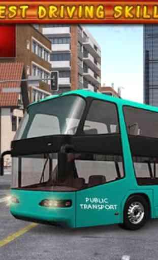 Bus Driving Simulator 2016 2