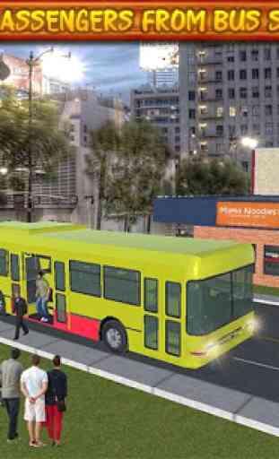 Bus Driving Simulator 2016 3