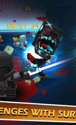 Call of Mini: Zombies 3