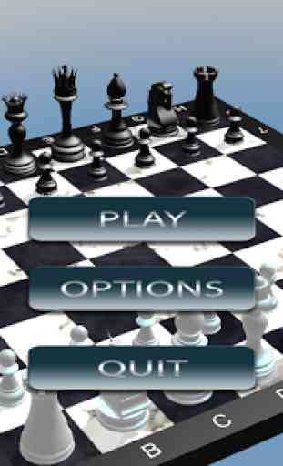 Chess Master 3D Free 1