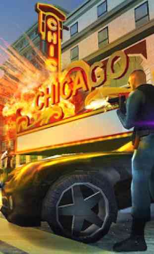 Chicago City Police Story 3D 3