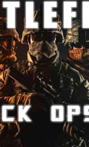 Combat Battlefield:Black Ops 3 1