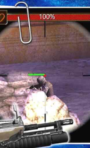 Combat Battlefield:Black Ops 3 2
