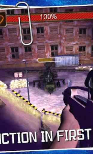 Combat Battlefield:Black Ops 3 3