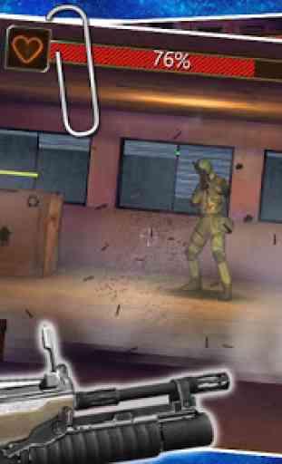 Combat Battlefield:Black Ops 3 4