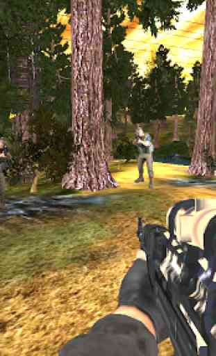 Commando of Battlefield 3D 1