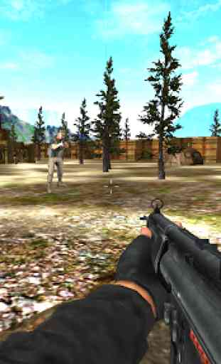 Commando of Battlefield 3D 4