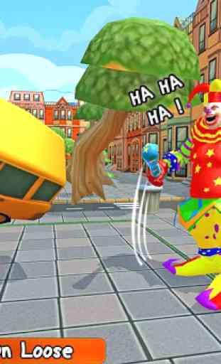 Creepy Clown Revenge 4
