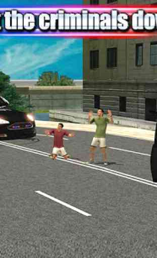 Crime Town Police Car Driver 3