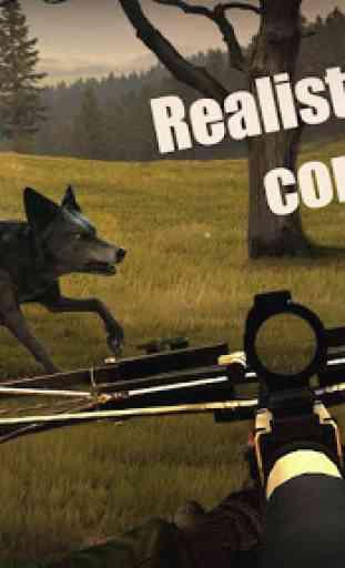 Crossbow Hunter: Wild Animals 2