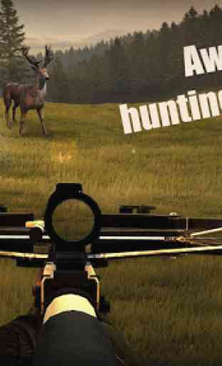 Crossbow Hunter: Wild Animals 3