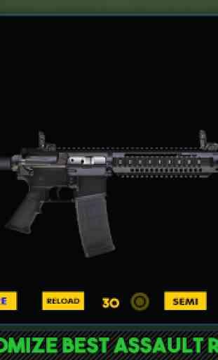 Custom Gun Simulator FREE 4