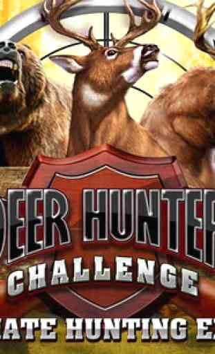 DEER HUNTER CHALLENGE 1
