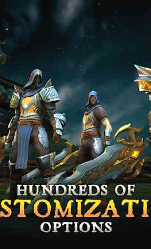 Dungeon Hunter 5 – Action RPG 3