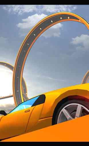Extreme Sports Car Stunts 3D 3