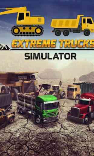 Extreme Trucks Simulator 1