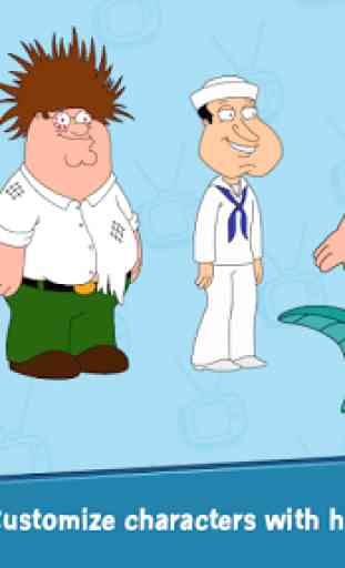 Family Guy The Quest for Stuff 2