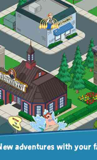 Family Guy The Quest for Stuff 3