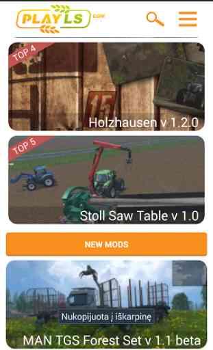 Farming simulator 15 mods 2