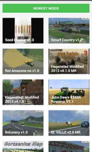 Farming simulator 2015 mods 2