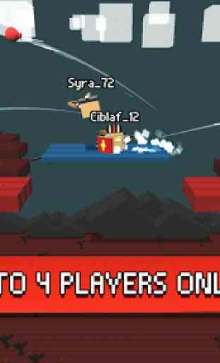 Fight Kub: multiplayer PvP mmo 3