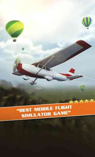 Flight Pilot Simulator 3D Free 2