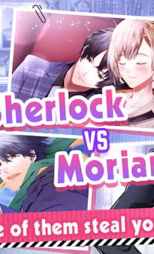 Guard me, Sherlock!/Shall we? 3
