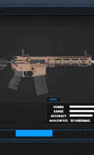 Gun Builder Simulator 2 FREE 1