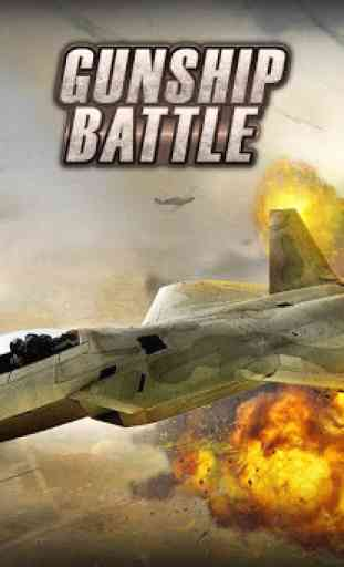 GUNSHIP BATTLE: Helicopter 3D 1