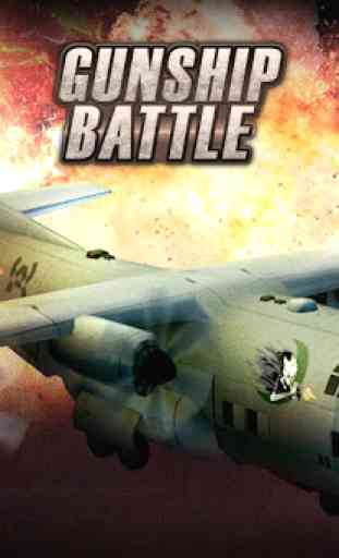 GUNSHIP BATTLE: Helicopter 3D 2