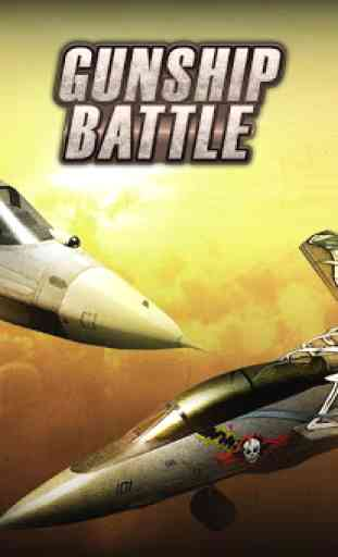 GUNSHIP BATTLE: Helicopter 3D 3
