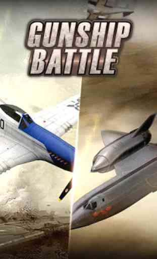 GUNSHIP BATTLE: Helicopter 3D 4