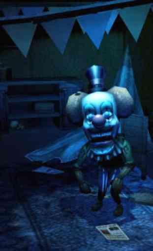 Haunted Clown Circus 3D 1